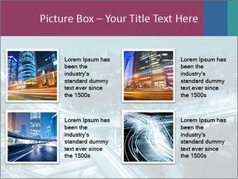 City Scape PowerPoint Templates - Slide 14