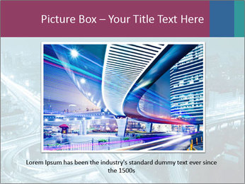 City Scape PowerPoint Template - Slide 15