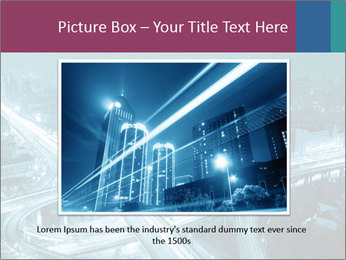 City Scape PowerPoint Template - Slide 16