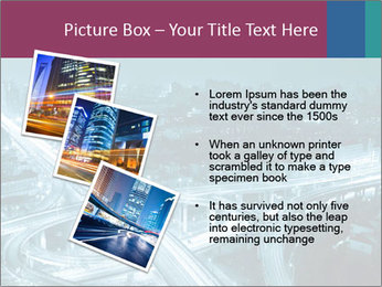 City Scape PowerPoint Template - Slide 17