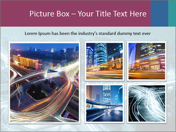 City Scape PowerPoint Template - Slide 19
