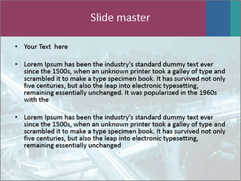 City Scape PowerPoint Template - Slide 2