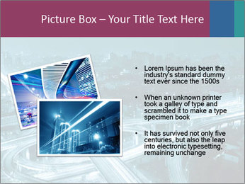 City Scape PowerPoint Template - Slide 20