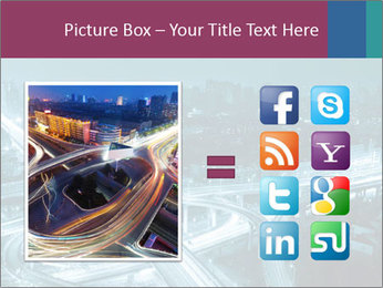 City Scape PowerPoint Template - Slide 21