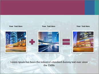 City Scape PowerPoint Template - Slide 22