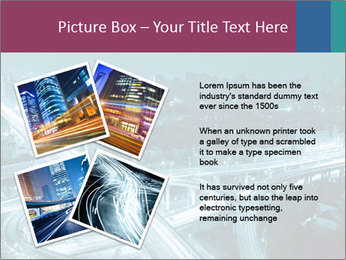 City Scape PowerPoint Template - Slide 23