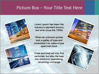 City Scape PowerPoint Template - Slide 24