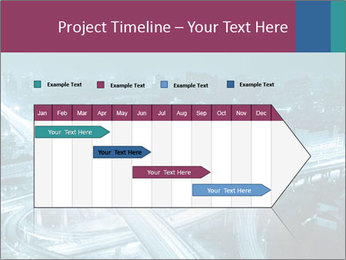 City Scape PowerPoint Template - Slide 25