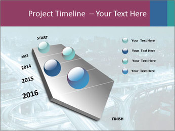 City Scape PowerPoint Template - Slide 26