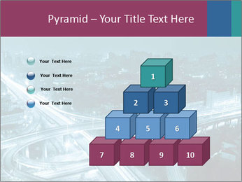 City Scape PowerPoint Template - Slide 31