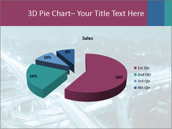 City Scape PowerPoint Template - Slide 35