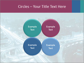City Scape PowerPoint Template - Slide 38