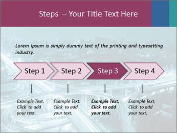 City Scape PowerPoint Template - Slide 4