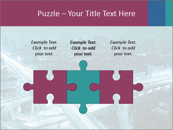 City Scape PowerPoint Template - Slide 42