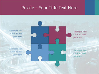 City Scape PowerPoint Template - Slide 43
