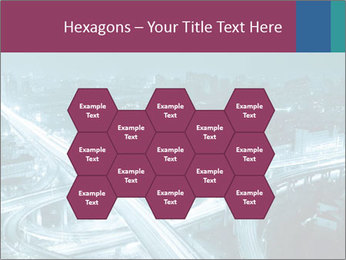 City Scape PowerPoint Template - Slide 44