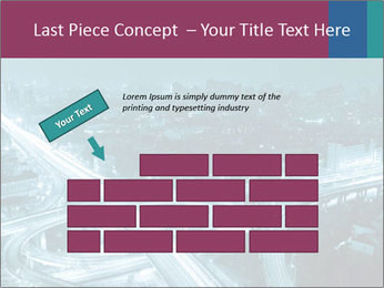 City Scape PowerPoint Template - Slide 46