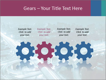 City Scape PowerPoint Template - Slide 48