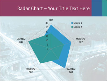 City Scape PowerPoint Template - Slide 51