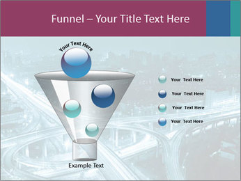 City Scape PowerPoint Template - Slide 63