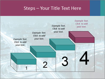 City Scape PowerPoint Template - Slide 64