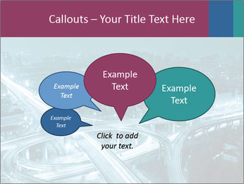 City Scape PowerPoint Template - Slide 73