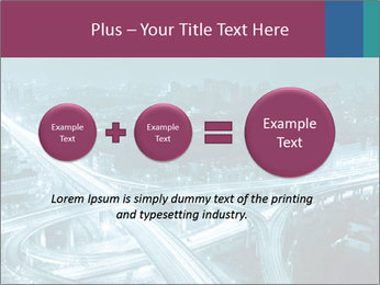 City Scape PowerPoint Template - Slide 75