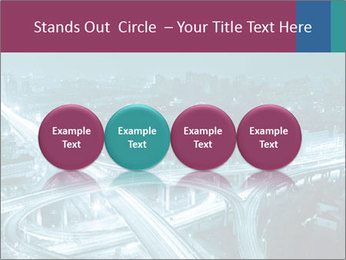 City Scape PowerPoint Template - Slide 76