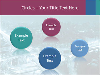City Scape PowerPoint Template - Slide 77