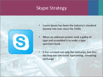 City Scape PowerPoint Template - Slide 8