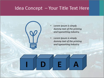 City Scape PowerPoint Template - Slide 80