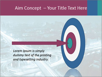 City Scape PowerPoint Template - Slide 83