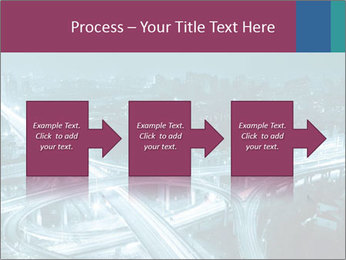 City Scape PowerPoint Template - Slide 88