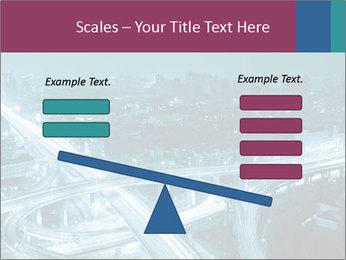 City Scape PowerPoint Template - Slide 89