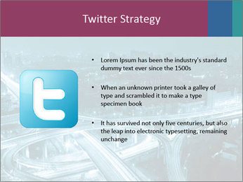 City Scape PowerPoint Template - Slide 9