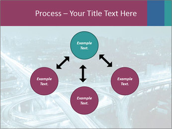 City Scape PowerPoint Template - Slide 91
