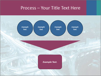 City Scape PowerPoint Template - Slide 93