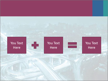 City Scape PowerPoint Template - Slide 95