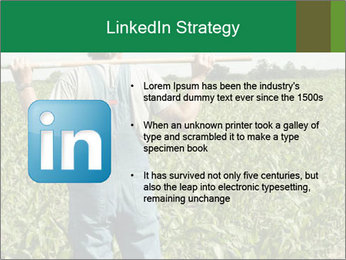 Farmer PowerPoint Template - Slide 12