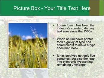 Farmer PowerPoint Template - Slide 13