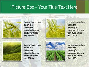 Farmer PowerPoint Template - Slide 14