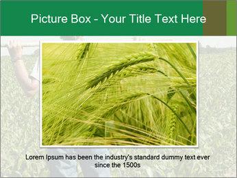 Farmer PowerPoint Template - Slide 15