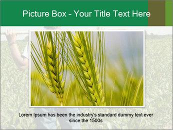 Farmer PowerPoint Template - Slide 16