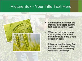 Farmer PowerPoint Template - Slide 20