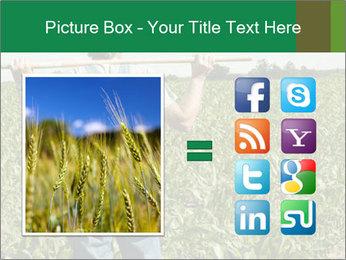 Farmer PowerPoint Template - Slide 21