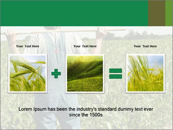 Farmer PowerPoint Template - Slide 22