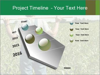 Farmer PowerPoint Template - Slide 26