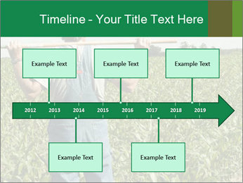 Farmer PowerPoint Template - Slide 28