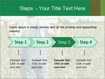 Farmer PowerPoint Template - Slide 4