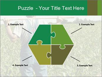 Farmer PowerPoint Template - Slide 40